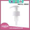 Plastic Left-Right structure lotion pump new design for bottle lotion pump