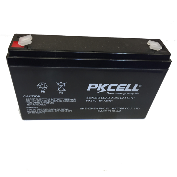 6v 7ah rechargeable lead acid battery 6v lead acid battery lead acid SLA and AGM battery
