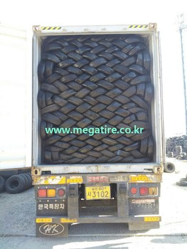 Korean Used Tire 205/70R14 for sale