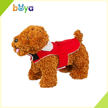Pet accessory soft washable christmas costume for dog