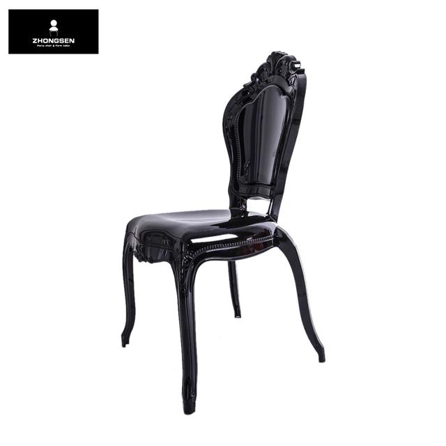 Belle Chair Plastic Crystal Wedding Hotel Bella Epoque Chair