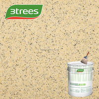 3TREES Stone Effect Exterior Wall Finish