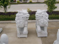 Top Quality Natural Marble & Granite Lions Animal Stone Carvings & Carved Stone Sculptures