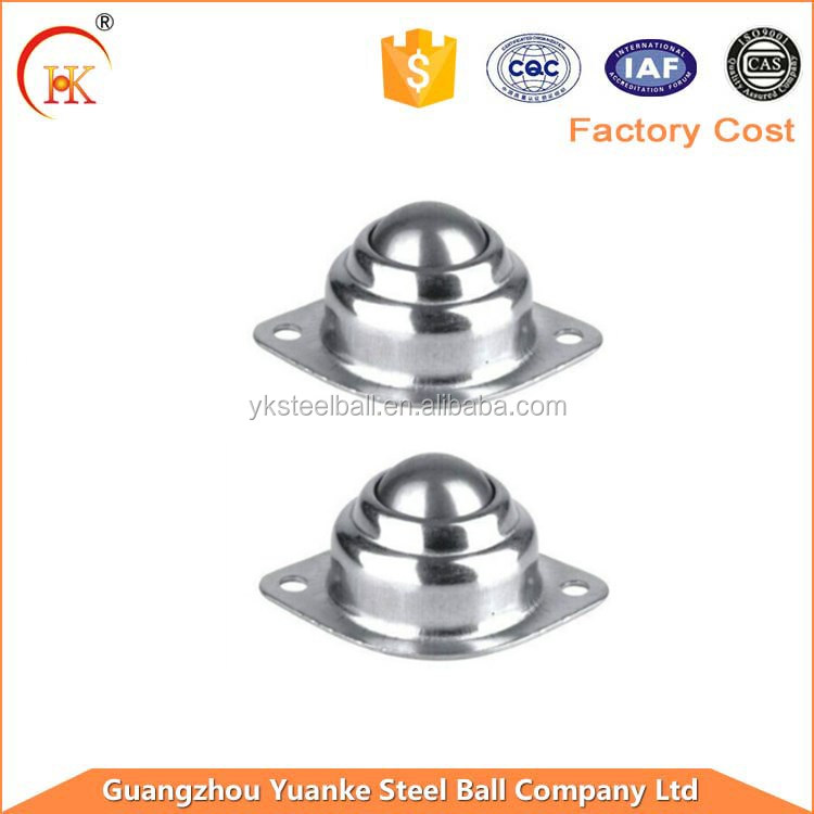 Cup roller ball steel iron transfer unit/ball bearing table