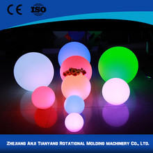 Various color quality-assured led moon light ball
