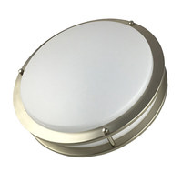 Worbest LED Flush Mount Ceiling Light 12-inch 20W 4000K Dimmable,UL Listed, Energy Star