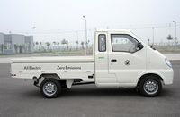 China cheap mini pickup electric trucks , electric pickup truck for sale