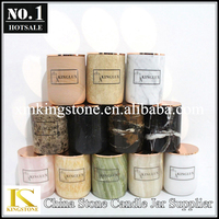 Stone gifts marble candle jars/onyx candle holder/onyx candle cup