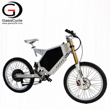 GaeaCycle 3000w electric bike hub motor ebike mtb electric bicycle hidden battery