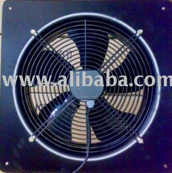 Axial Fan With External Rotor Motor (KV 4VGC45 400A X50-04)