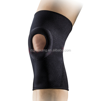 Neoprene Knee Brace Support w_ Open Patella for basketball,climbing