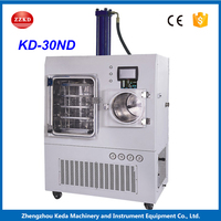 KD - 30ND Large Capacity Vacuum Freeze Functional Commercial Fruit Drying Machine