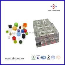Small Plastic Cap Mould Injection
