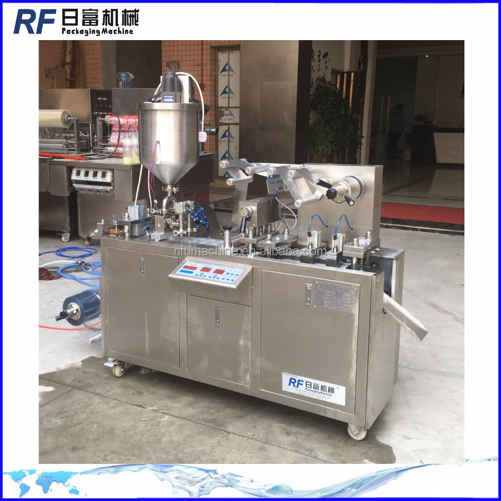 thermoforming filling sealing machine