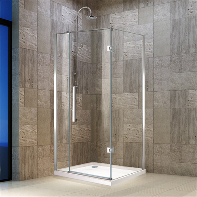 Outstanding framed glass shower doors with competitive price