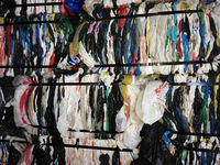 LDPE film scrap mix color from Europe