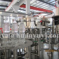 High Efficiency Carbonated Beverage Filling Machine