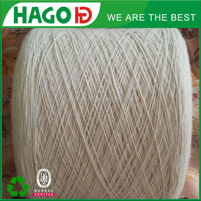 cotton nylon blend yarn made in China to Russia