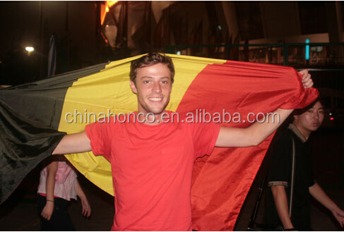Belgium national flag polyester belgian country flag 90x150cm