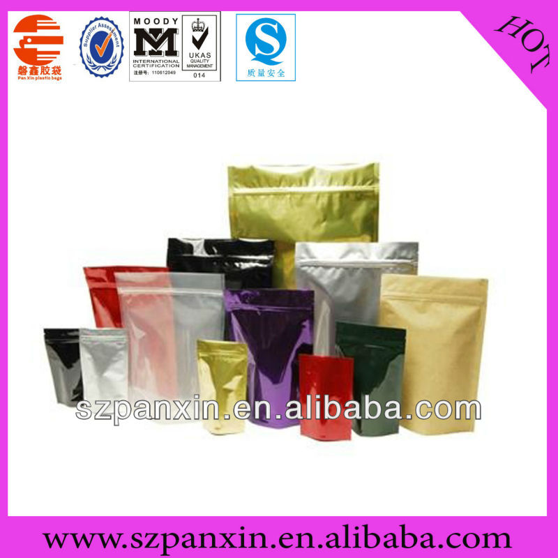 clear BOPP plastic bags for hat packaging