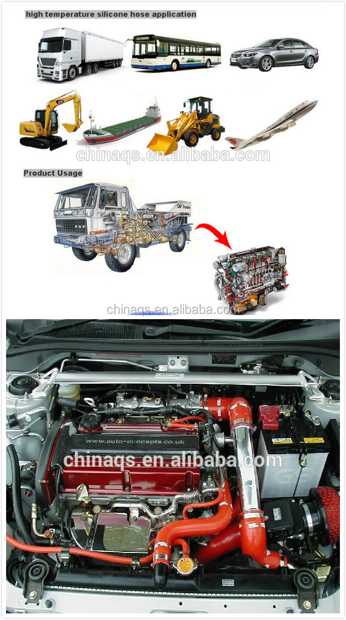 all kind of shape auto turb o supercharge/ intercooler/air intake/coupling silicone hose
