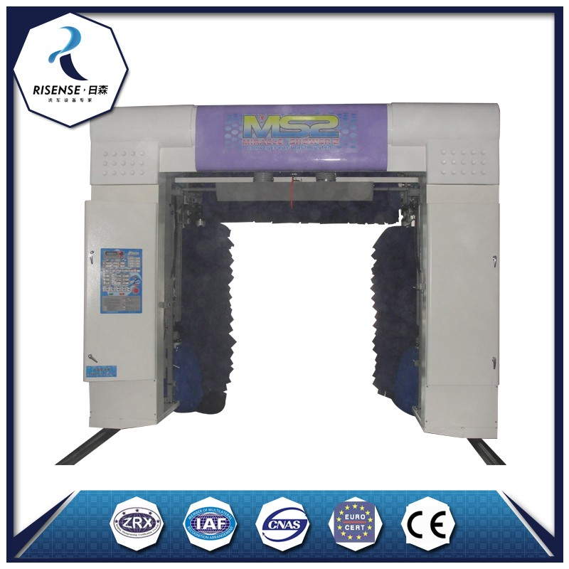 CF-330 Car Cleaning Equipment Rollover Car Wash Machine