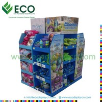 ECO New Recycled Cardboard Displays for T Shirt Display Stands