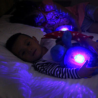 Wholesale baby mini usb night light with music