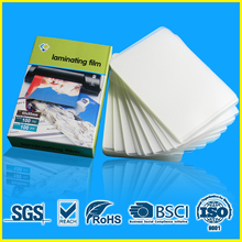 A4 PET EVA LAMINATING POUCH FILM