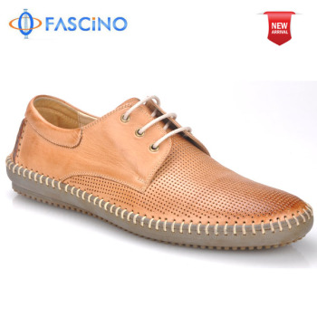 New arrival russia leather shoes men