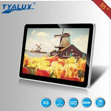 55in LCD/LED Interactive/Multimedia Touch Screen System (All-in-one PC)
