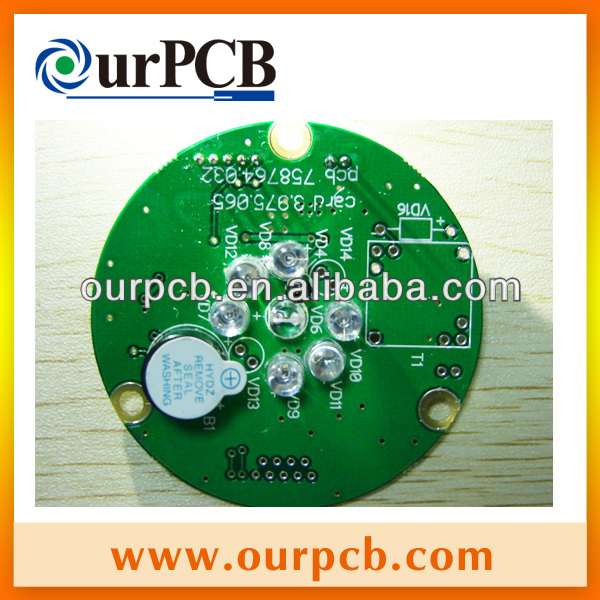 Immersion Gold 94v0 Circuit Board Production More than 10 years