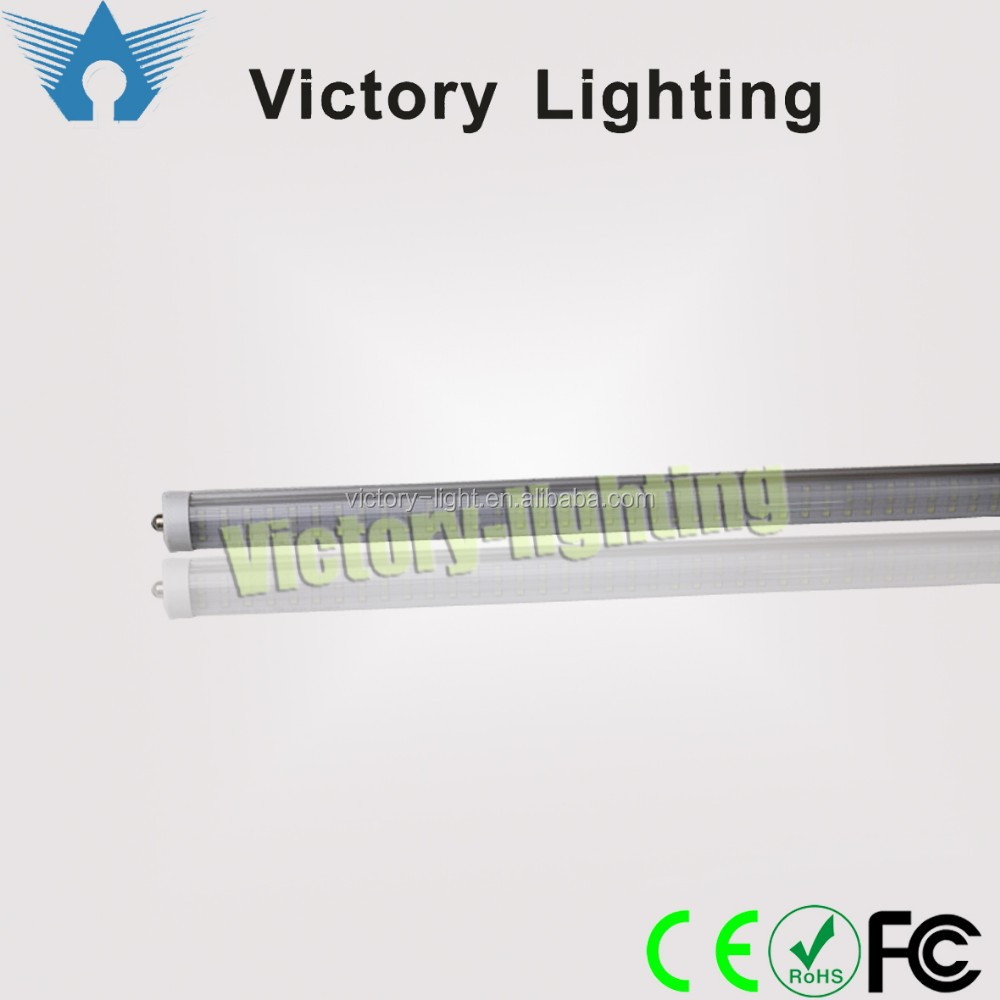 high voltage AC100-277V T8 4ft 5ft 6ft 8ft g13 base 2835 led tube light 18w-44w