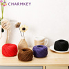 CHARMKEY DIY 100% jute hemp yarn for knit DIY patterns