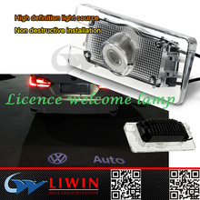 Liwin 2015 car back led welcome lights for SUV ATV front lamp headlights