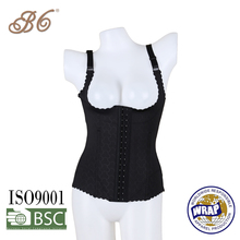 lady underwear body shaper slimming vest waist trainning body shaper 8959