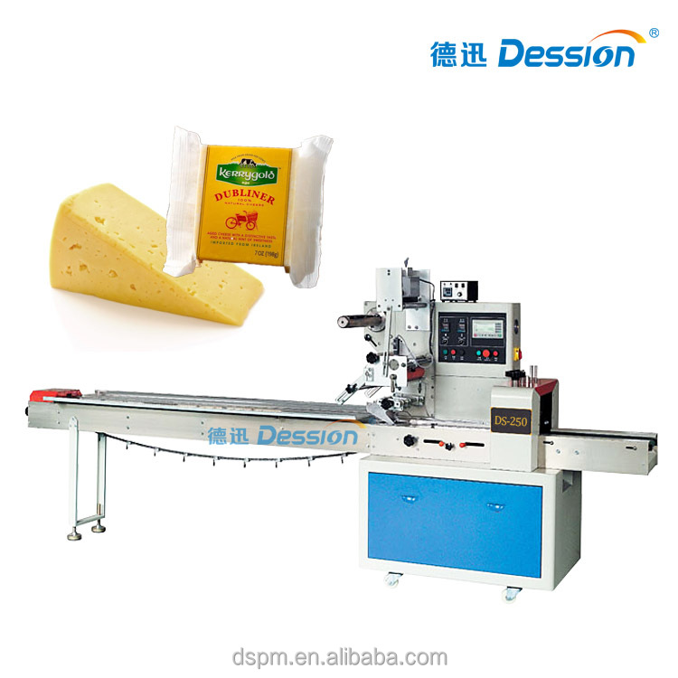 Automatic Cheese Wrapping Machine In Sachets