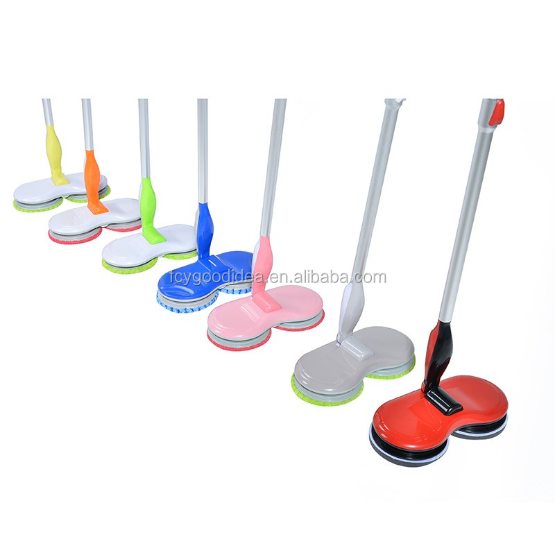 changeable mop head, 360 amazing cordless intelligent mop with super-charged battery remarkable rotation rate