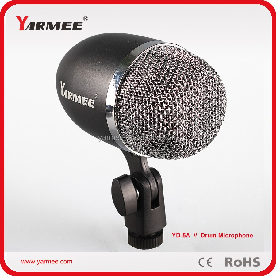 2016 Professional Instrument Microphone Series YD-5A from Yarmee