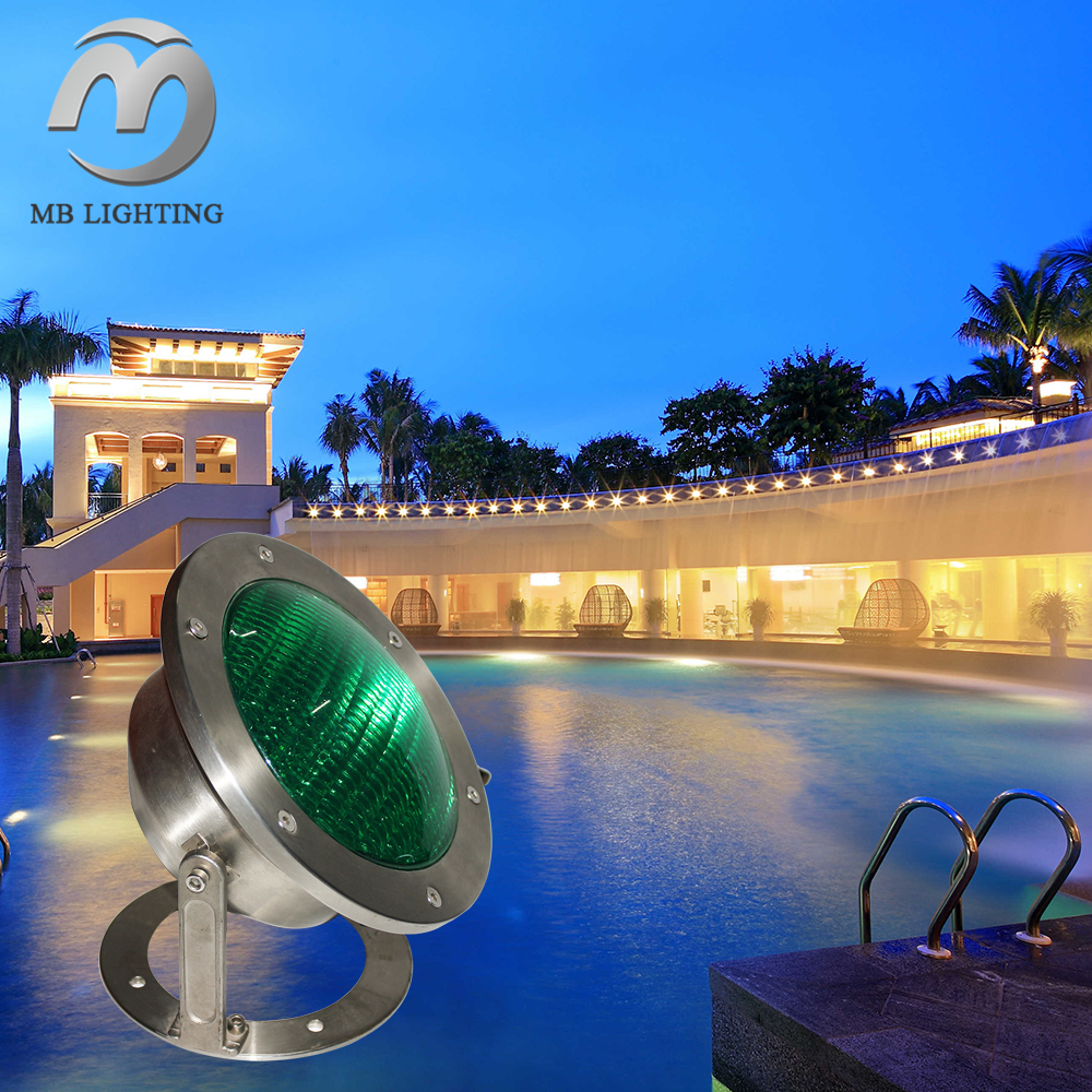 Alibaba Best Sellers Par56 Led Underwater Swimming Pool Lights IP68 Fountain Lamp
