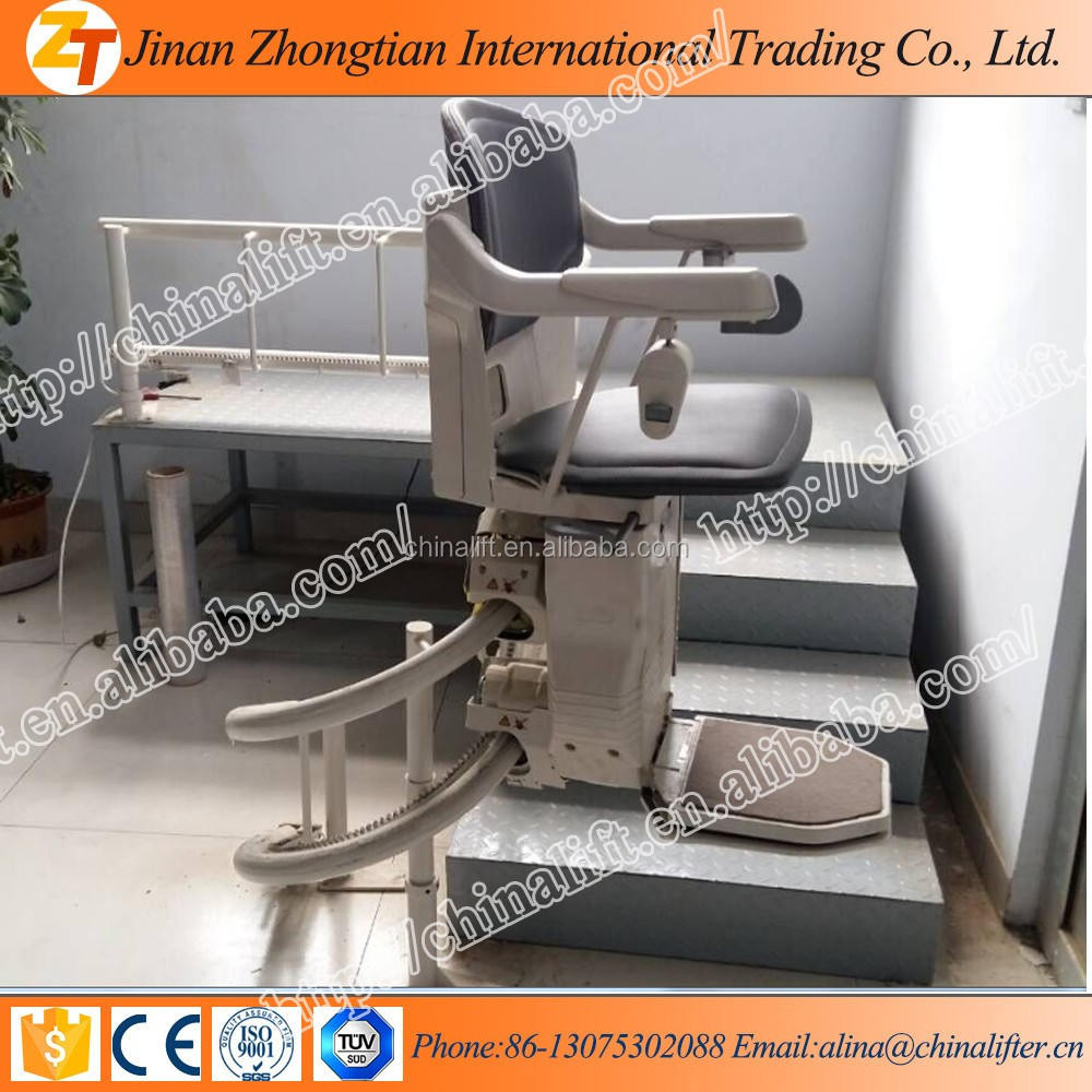 inlcined stair lift