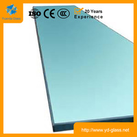 Thick 19mm toughened glass thin 3mm