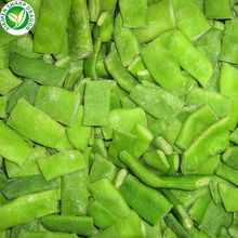 Export Bulk Frozen Green Romano Beans For Sale