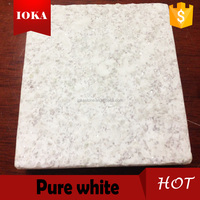 natural milk white granite on sale
