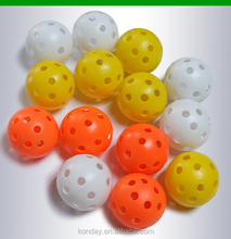 Golf Ball Practice Training Sports Balls Plastic Golf Accessories