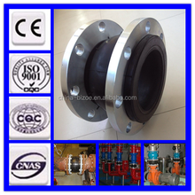 High Pressure Felixble Rubber Expansion Joint With Flange