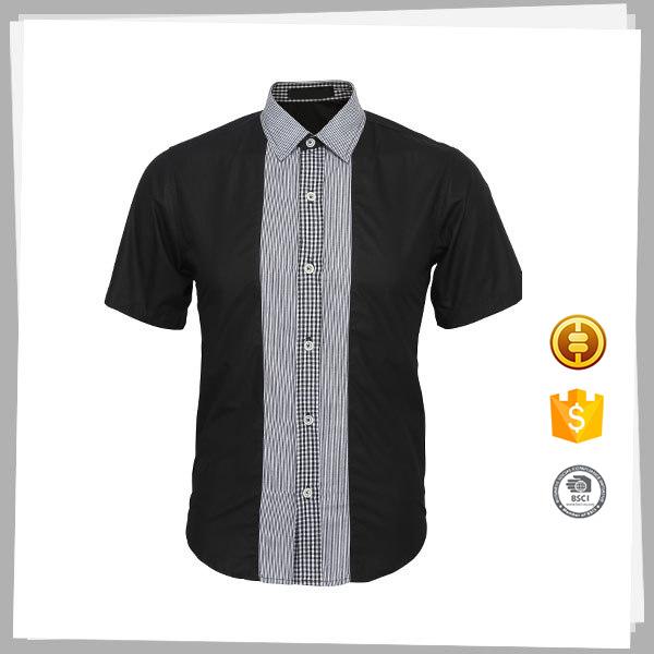 Clothing supplier High quality Cheap Stylish shirt men casual