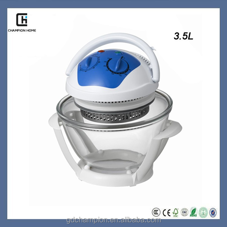 Mini portable Multi -function halogen convection oven with CE CB UL ROHS