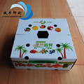 beautiful printing corrugated carton for fruit package