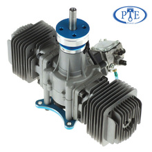 RC Gas Engine - PTE72T - Twin Cylinder